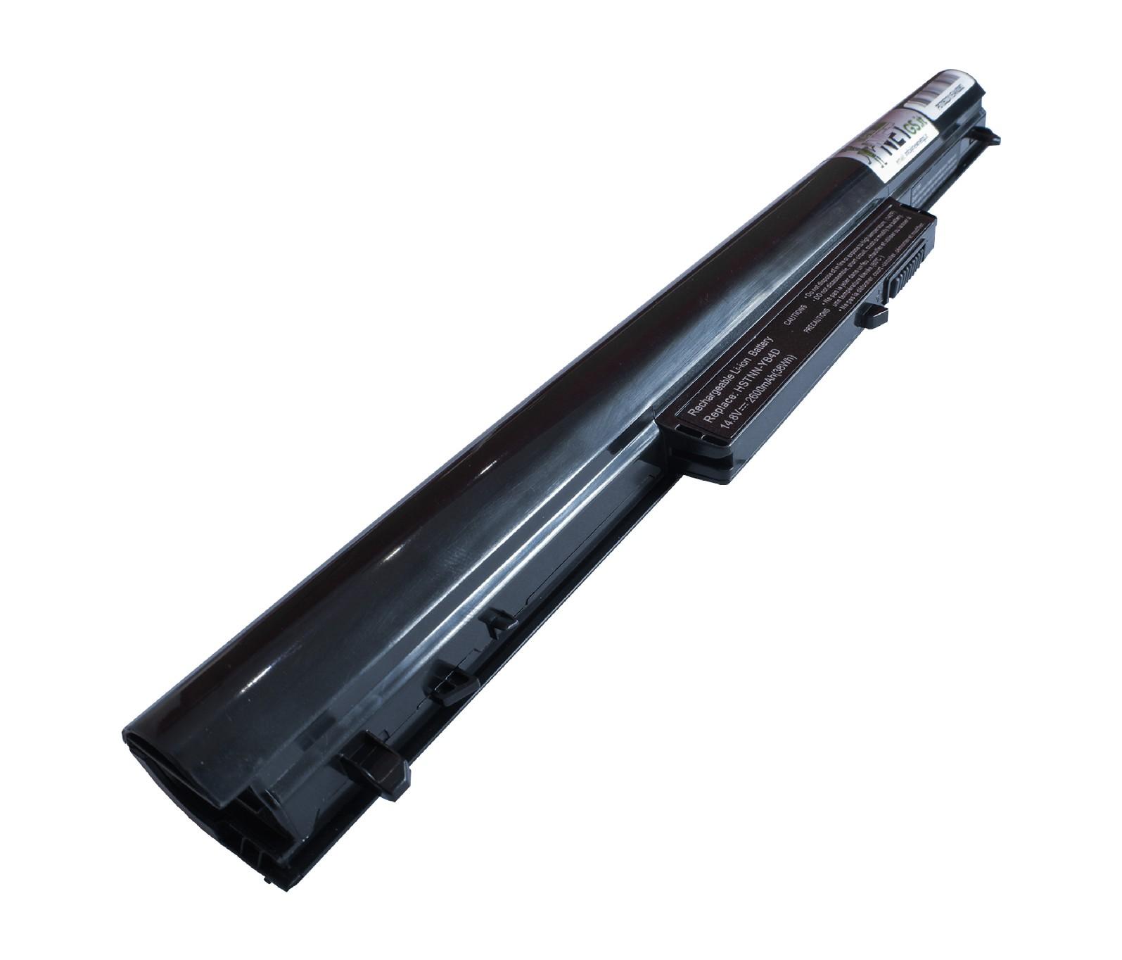 Batteria 14.4-14.8V 2600mAh per hp-compaq Pavilion Sleekbook 15-B102el